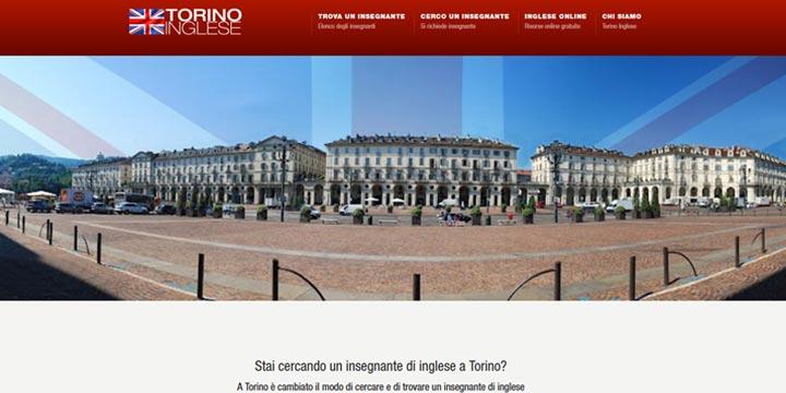 Torino Inglese - per inglese a Torino