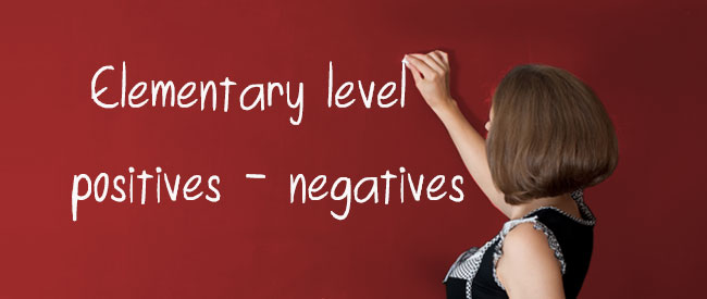A1 - Positives - Negatives