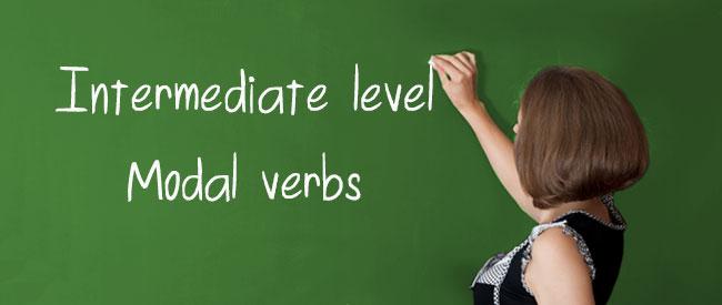 B1 Modal verbs