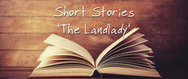 Reading practice - the landlady
